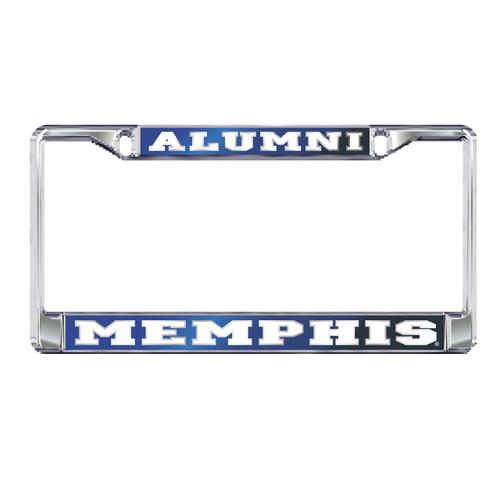 Memphis Plate Frame (MIR DOMED MEMPHIS ALUMNI FRAME (22124))