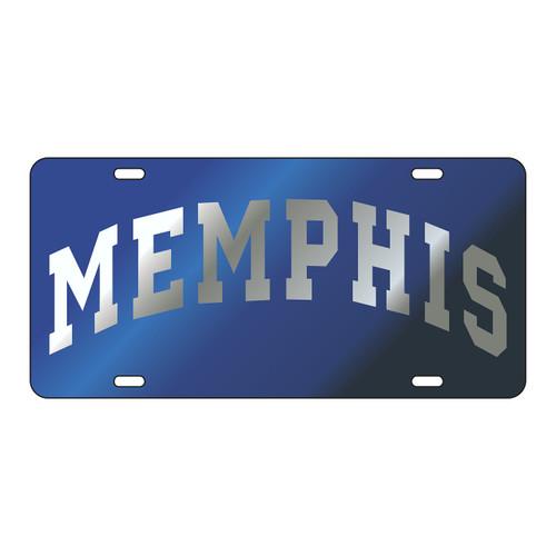 Memphis Tag (LASER BLUE/SILVER MEMPHIS (22042))