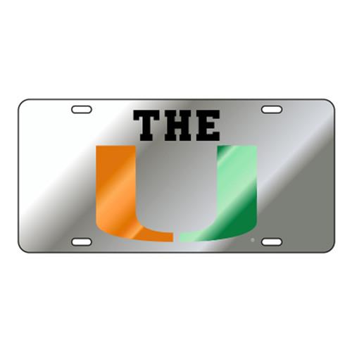 "Miami TAG (LASER SIL THE ""U"" TAG (25382))"