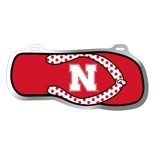 Nebraska TAG (NEB FLIP FLOP LICENSE PLATE (27142))