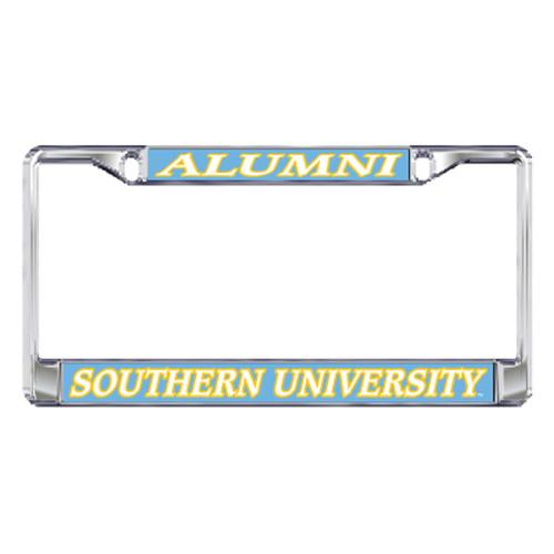 Southern Plate_Frame (DOMED PLATE FRAME SOUTHERN ALU (43542))