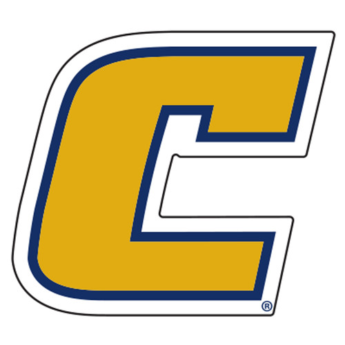 Tennessee - Chattanooga Decal - REF BLU/GLD C DECAL