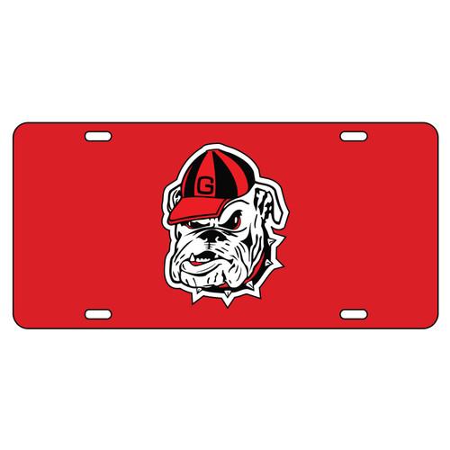 University of Georgia License Plates (04001) (04005) (04007)