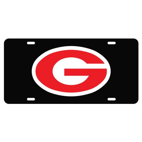 University of Georgia License Plates (04001) (04005) (04007) (04009)