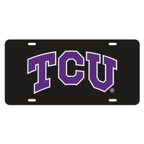 Texas Christian (TCU) TAG (BLK/REF TCU TAG (22801))