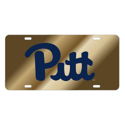 Pittsburgh (PA) TAG (LASER GOLD/NAVY PITT TAG (58047))
