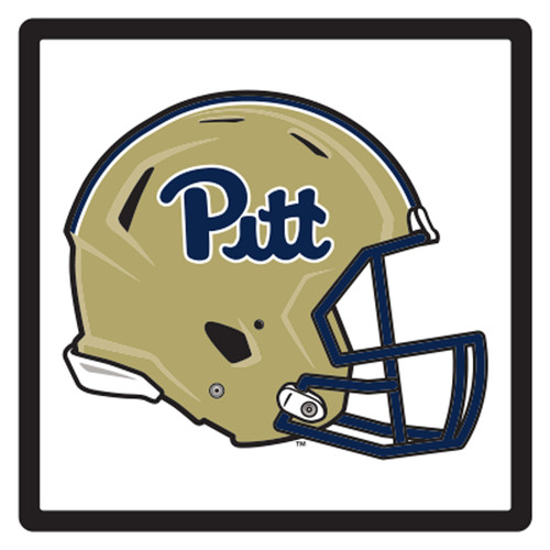 Pittsburgh (PA) HitchCover (DOMED PITT HELMET HITCH (58045))