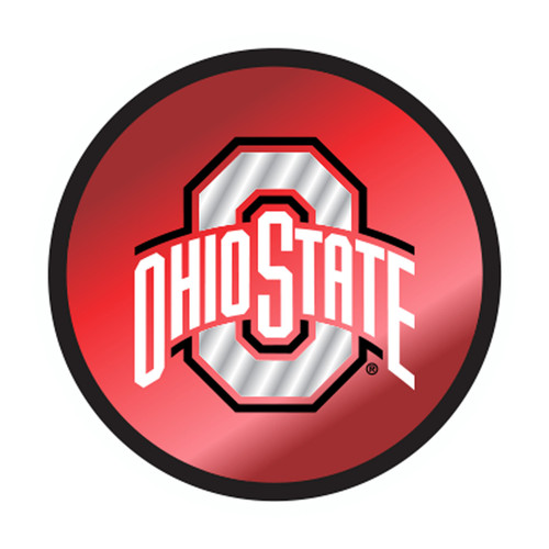 Ohio State HitchCover (MIR DOMED ROUND OHIO ST HITCH (48109))