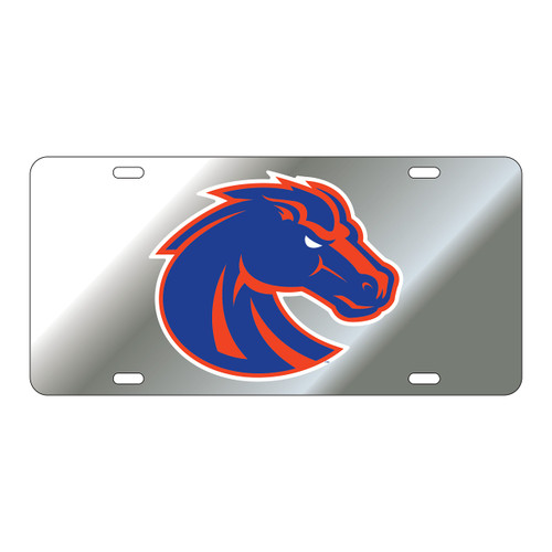 Boise State Broncos Tag REF SIL/BOISE STATE TAG