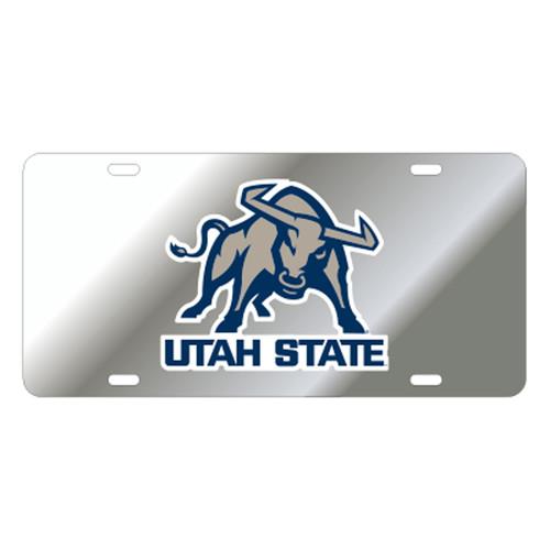 Utah State TAG (SIL/REF UTAH STATE AGGIE TAG (46203))