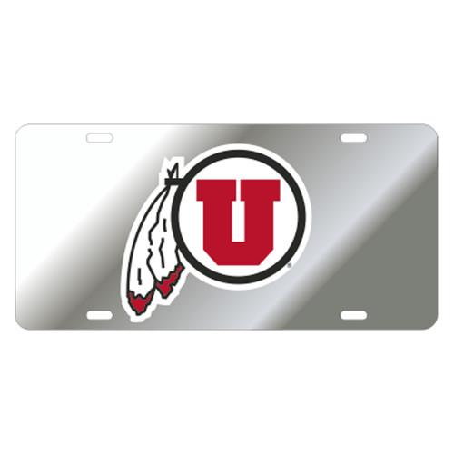 BYU Cougars Tag (SIL/REF U FEATHERS TAG (46003))