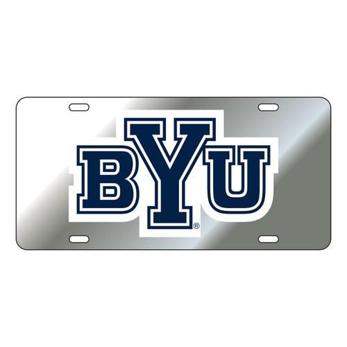 BYU Cougars Tag (SIL/REF BYU TAG (45504))