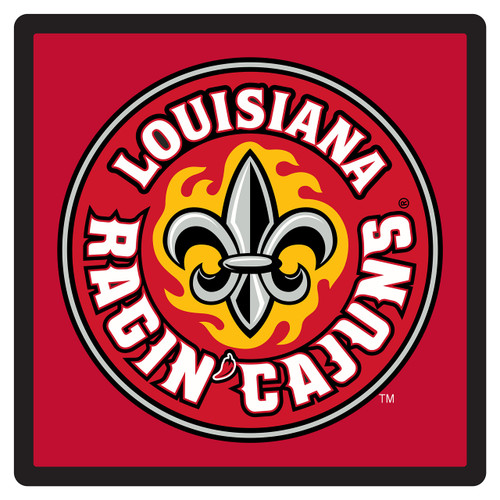 Louisiana-Lafayette Hitch Cover (RAGIN CAJUNS SQUARE HITCH (45097))