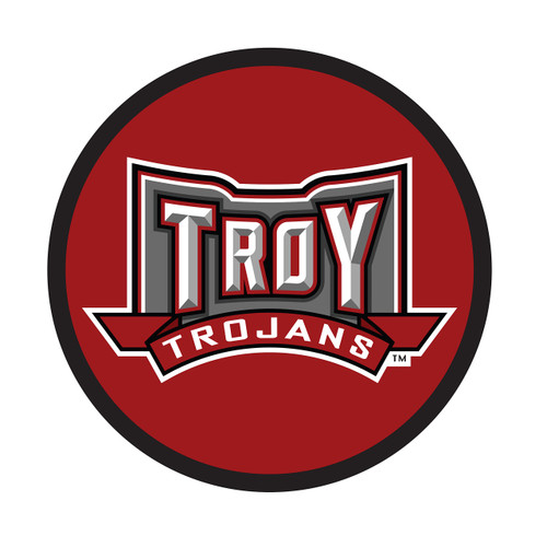 Troy Hitch Cover (DOMED TROY ROUND HITCH COVER (44592))