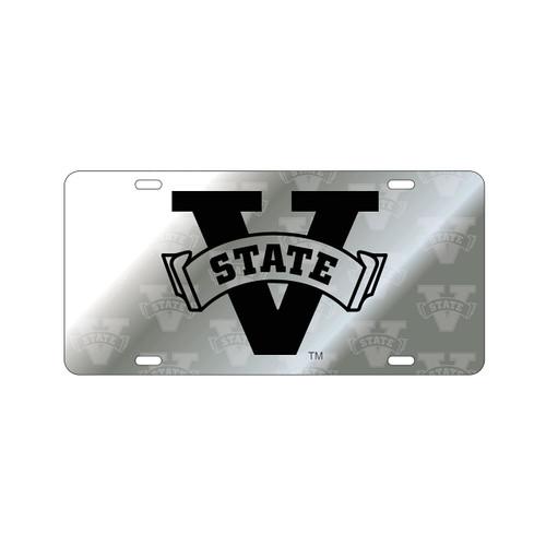 Valdosta State Tag (LASER VSU SYMBOL SATIN TAG (43037))