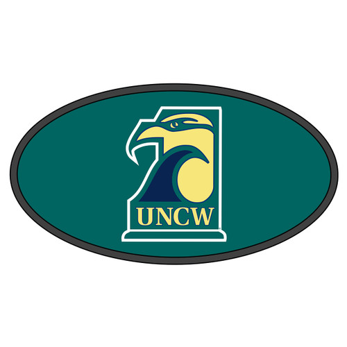 North Carolina-Wilmington HitchCover (DOMED UNCW HITCH COVER (42540))