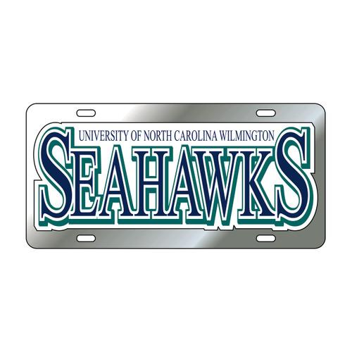 North Carolina-Wilmington TAG (SIL/REF UNCW SEAHAWKS TAG (42504))