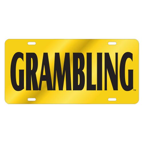 Grambling State TAG (LASER YEL/BLK GRAMBLING TAG (42015))