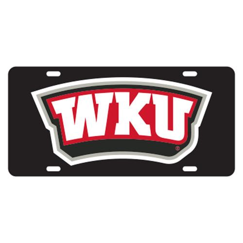 Western Kentucky TAG (BLK/REF WKU TAG (41504))