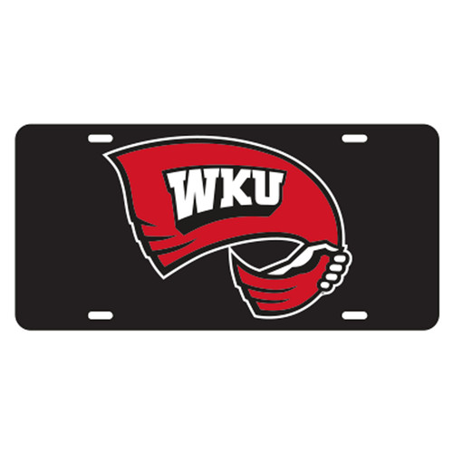 Western Kentucky TAG (BLK/REF WKU TOPPER TAG (41500))
