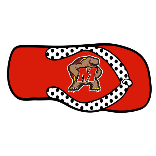 Maryland Hitch Cover (MARYLAND FLIP FLOP HITCH COVER (37653))