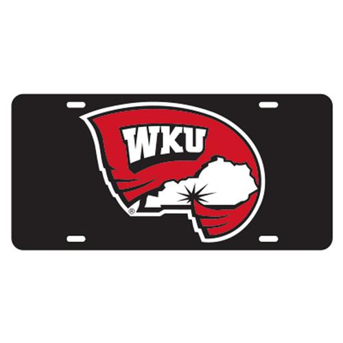 Western Kentucky TAG (BLK/REF WKU KENTUCKY TAG (41502))