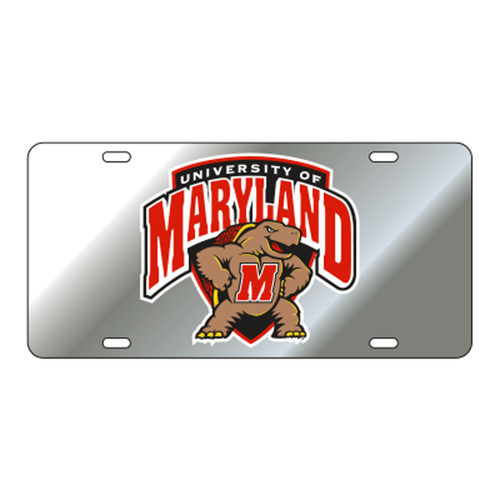 Maryland Tag (SIL/REF MARYLAND TERP TAG (37510))