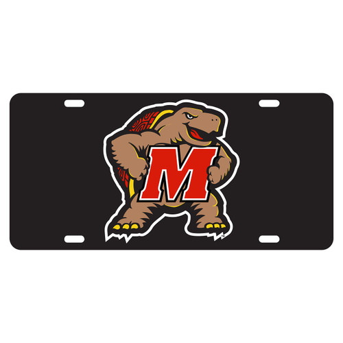 Maryland Tag (BLK/REF M TERP TAG (37511))