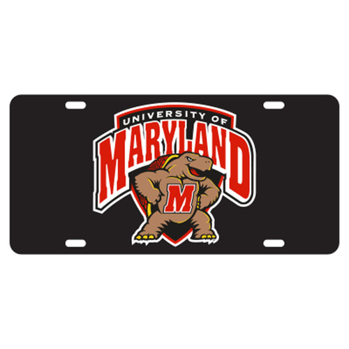 Maryland Tag (BLK/REF MARYLAND TERP TAG (37503))