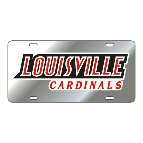 Louisville Tag (SIL/REF LOUISVILLE CARDINAL TA_36506)