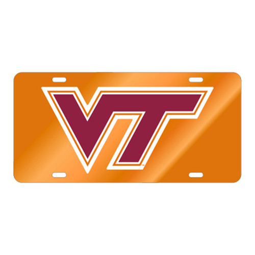 Virginia Tech TAG (ORG MIRROR/REF WINE VT TAG (34015))