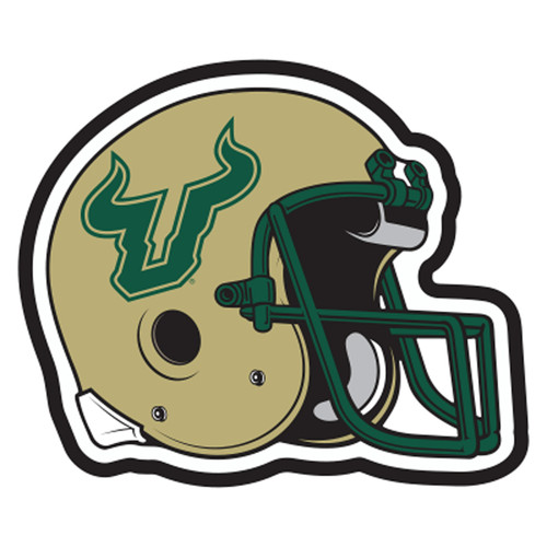 South Florida HitchCover (DOMED USF HELMET HITCH (32143))