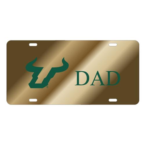 South Florida TAG (LASER GLD/GRN ACR BULLS DAD (32150))
