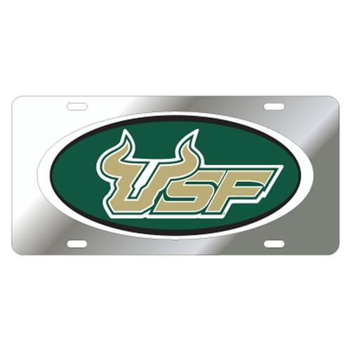 South Florida TAG (DOMED USF BULL TAG (32068))