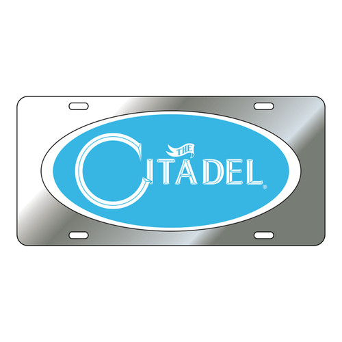 Citadel Bulldogs Tag (DOMED CITADEL TAG (31546))
