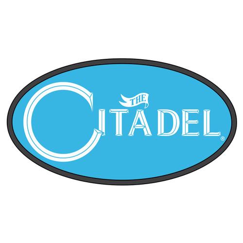 Citadel Bulldogs Hitch Cover (CITADEL HITCH COVER (31537))