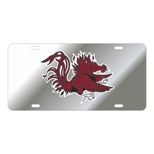 South Carolina TAG (SIL/REF GAMECOCK TAG (31013))