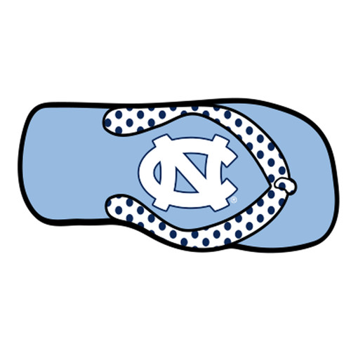 North Carolina HitchCover (NC FLIP FLOP HITCH COVER (30156))