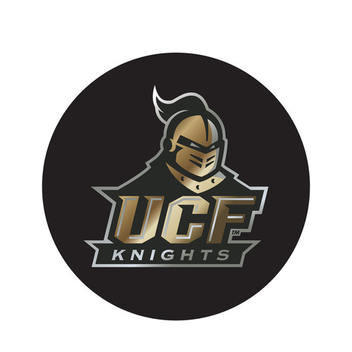 Central Florida Golden Knights Hitch Cover (DOMED UCF ROUND HITCH (29158))