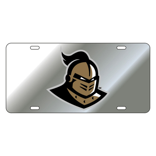 Central Florida Golden Knights Tag (SIL/REF GLD KNIGHTHEAD TAG (29004))