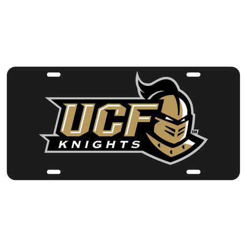 Central Florida Golden Knights Tag (BLK/REF UCF KNIGHTHEAD TAG (29002))