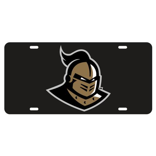 Central Florida Golden Knights Tag (BLK/REF GLD KNIGHTHEAD TAG (29005))