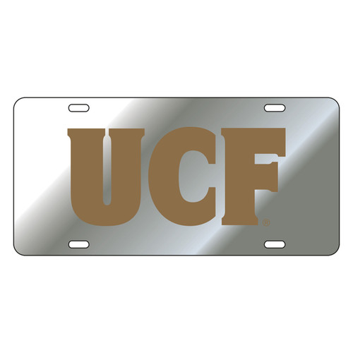 Central Florida Golden Knights Tag (SIL/REF GLD UCF TAG (29007))