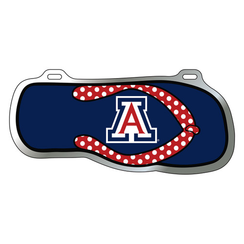 Arizona Wildcats Tag (ARIZONA FLIPFLOP TAG (28510))