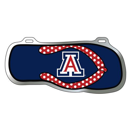 Arizona Wildcats Tag (ARIZONA FLIPFLOP TAG (28510))