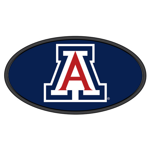 Arizona Wildcats Hitch Cover (DOMED ARIZONA HITCH COVER (28515))