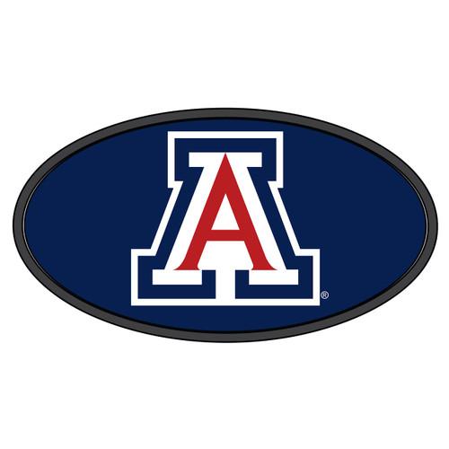 Arizona Wildcats Hitch Cover (DOMED ARIZONA HITCH COVER (28515))