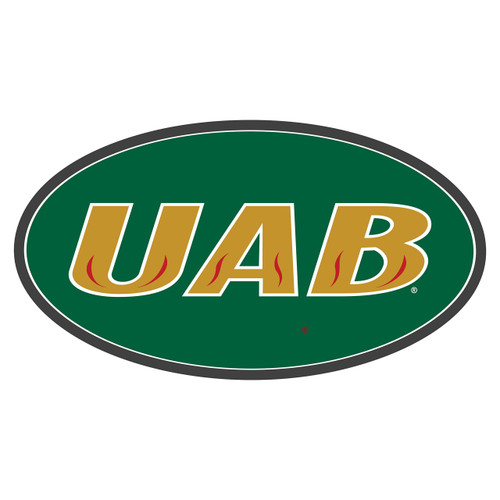 Alabama Birmingham Blazers Hitch Cover (DOMED UAB HITCH COVER (27520))