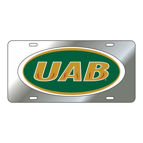 Alabama Birmingham Blazers Tag (DOMED UAB TAG (27522))