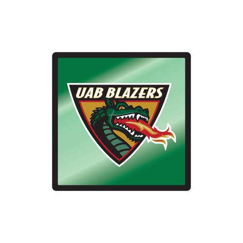 Alabama Birmingham Blazers Hitch Cover (MIR DOMED UAB SQUARE HITCH (27646))